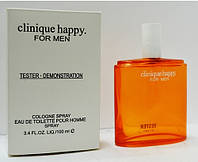 CLINIQUE  HAPPY   MEN TESTER 100 ml