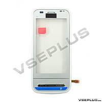 Тачскрин (сенсор) Nokia C6-00, белый