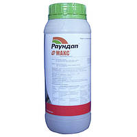 Раундап Макс универсальный гербицид для борьбы с любыми сорняками Monsanto 1 л