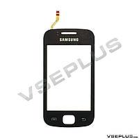 Тачскрин (сенсор) Samsung S5660 Galaxy Gio, черный