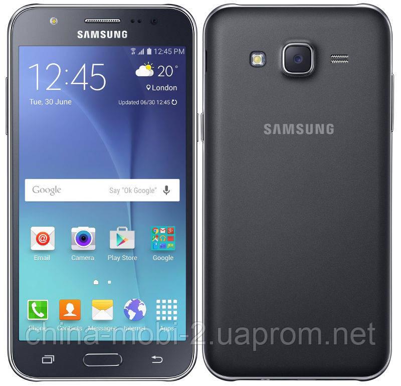 Смартфон Samsung Galaxy J5 Duos J500 Black  ' '