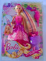 Кукла Барби Роскошые волосы DKB62 Mattel Китай