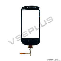 Тачскрин (сенсор) Huawei Ascend U8850 Vision, черный