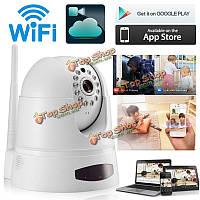 Ночного видения беспроводной сети colud безопасности IP Camere Wifi фи-360W 720p IOS Android