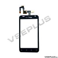 Тачскрин (сенсор) HTC S510b Rhyme G20, черный