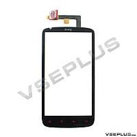 Тачскрин (сенсор) HTC Z715e Sensation XE G18, черный