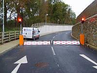Четыре основные сферы использования дорожных блокираторов