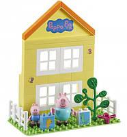 Конструктор Peppa Pig Загородный дом Пеппы 2 Фигурки 31 Деталь (06038)