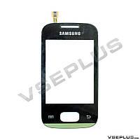 Тачскрин (сенсор) Samsung S5300 Galaxy Pocket / S5302 Galaxy Pocket Duos, черный