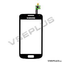 Тачскрин (сенсор) Samsung i8150 Galaxy W, черный