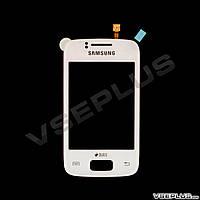 Тачскрин (сенсор) Samsung S6102 Galaxy Y Duos, белый