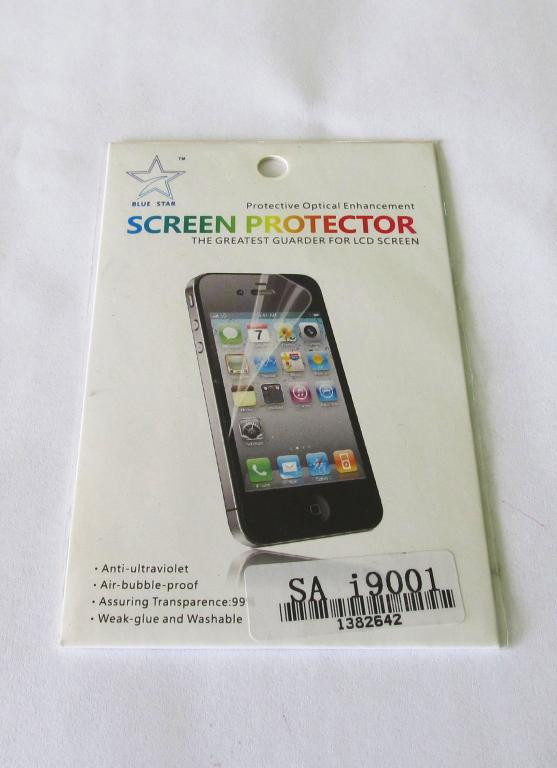 Защитная пленка samsung i9001