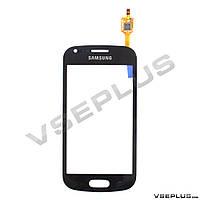 Тачскрин (сенсор) Samsung S7560 Galaxy Trend / S7562 Galaxy S Duos, черный
