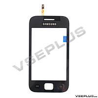 Тачскрин (сенсор) Samsung S6352 Galaxy Ace Duos / S6802 Galaxy Ace Duos, черный