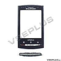 Тачскрин (сенсор) Sony Ericsson U20 Xperia X10 mini Pro, черный
