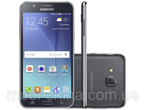 Смартфон Samsung J710F Galaxy J7 Duos Black' ' ', фото 2