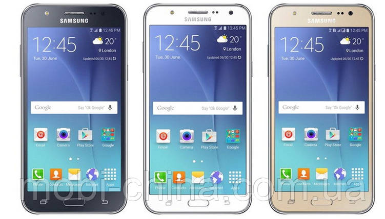 Смартфон Samsung J710F Galaxy J7 Duos Gold ' ' ', фото 2