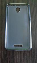 Чехол бампер силиконовый lenovo a5000