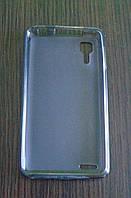 Чехол бампер силиконовый Lenovo p780 новый