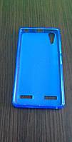 Чехол бампер силиконовый Lenovo A6010 a6000