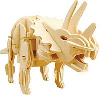 Конструктор динозавр Трицератопс