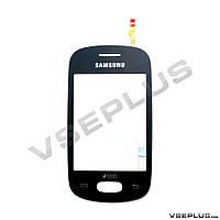Тачскрин (сенсор) Samsung S5280 Galaxy Star / S5282 Galaxy Star Duos, черный
