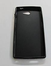Чехол бампер силикон sony s50h xperia m2