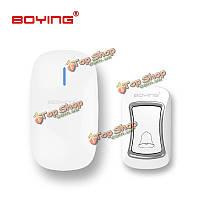 Boying A306 Wi-Fi водонепроницаемый безопасности дверной звонок крытый бытовой цифровой регулируемый AC дверной звонок