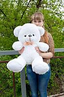 Белый мишка Барни 65/80 см