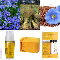 Красота и блеск на основе семян льна Brelil Professional Bio traitement Beauty