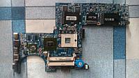 Материнская плата для ноутбука Dell studio XPS 13 1340 нерабочая на запчасти