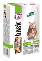LoLo Pets Basic for HAMSTER Полнорационный корм для хомяков