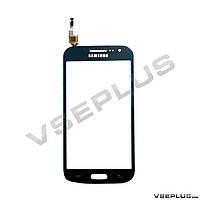 Тачскрин (сенсор) Samsung I8552 Galaxy Win Duos / i8550 Galaxy Win, серый