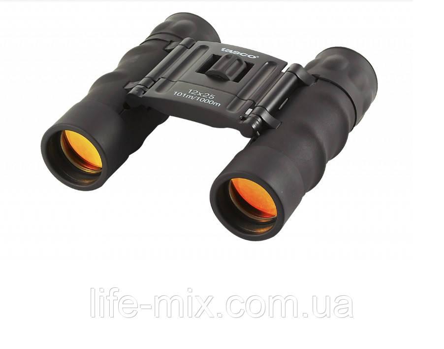 Бинокль Tasco 12X25-T (black)