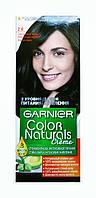 Стойкая крем-краска Garnier Color Naturals 2.0 Элегантный черный