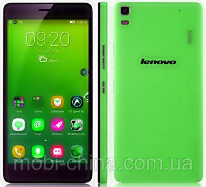 Смартфон Lenovo Vibe K3 Note K50-T 16GB Green '
