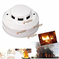 Проводной пожарной Детектор дыма датчик угольного газа сигнализации тестер системы домашней безопасности