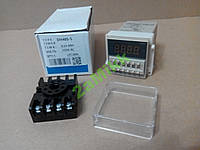 DH48S-S циклический таймер 0.1с-99ч реле времени