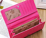 Стильный женский кошелек, фото 3