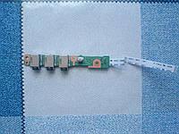 Аудио плата для ноутбука HP dv6 2110er dv6 2000 series dv7-3000 daut3aab6c0