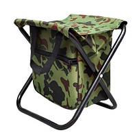 Стул для пикника и рыбалки с карманом WSI41147-3