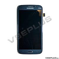 Дисплей (экран) Samsung I9152 Galaxy Mega 5.8 Duos, синий, с сенсорным стеклом