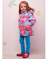 Демисезонная куртка для девочки Baby line р92-110