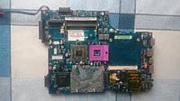 Материнская плата Toshiba Satelite A500 нерабочая