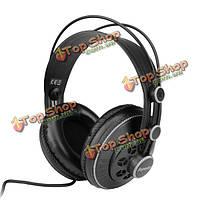 Superlux hd681 3.5мм разъем для кабеля контроля DJ шумоизоляции игра супер бас наушников гарнитуры