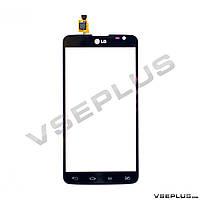 Тачскрин (сенсор) LG D686 G Pro Lite Dual, черный