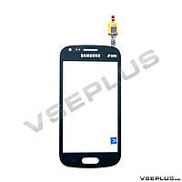 Тачскрин (сенсор) Samsung S7580 Galaxy Trend Plus / S7582 Galaxy S Duos 2, черный