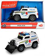 Машинка Полиция со щитом, светом и звуком 15 см Dickie 330 2001 (330 2001)