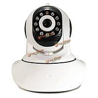 12 светодиодных огней ночного видения беспроводной One миллионов пикселей P2P Wi-Fi веб-камеры безопасности CCTV