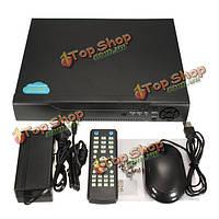 H.264 8-канальный DVR HDMI VGA аудио-видео рекордер для системы видеонаблюдения камеры видеонаблюдения